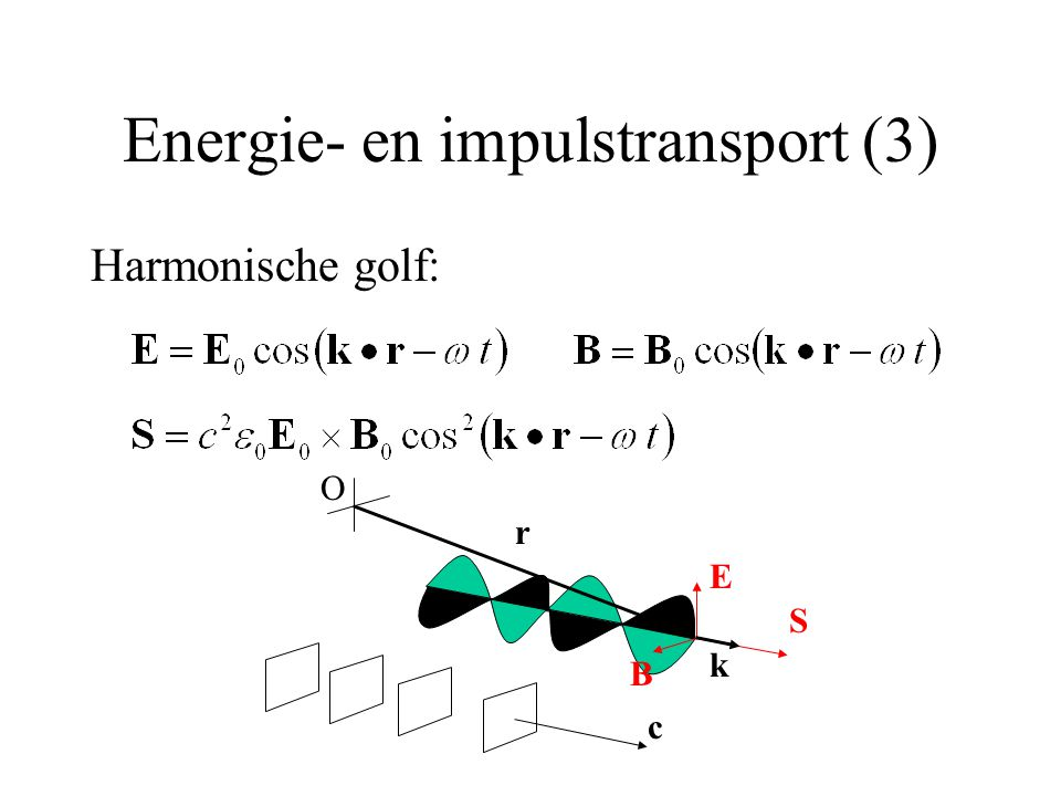 Energie- en impulstransport (3)