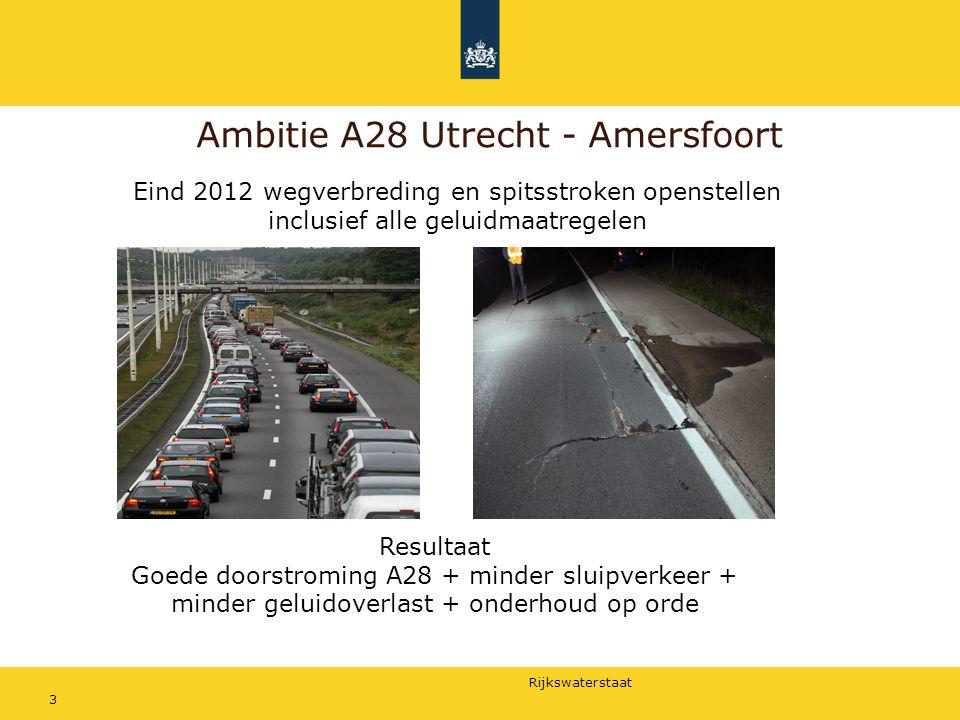 Ambitie A28 Utrecht - Amersfoort