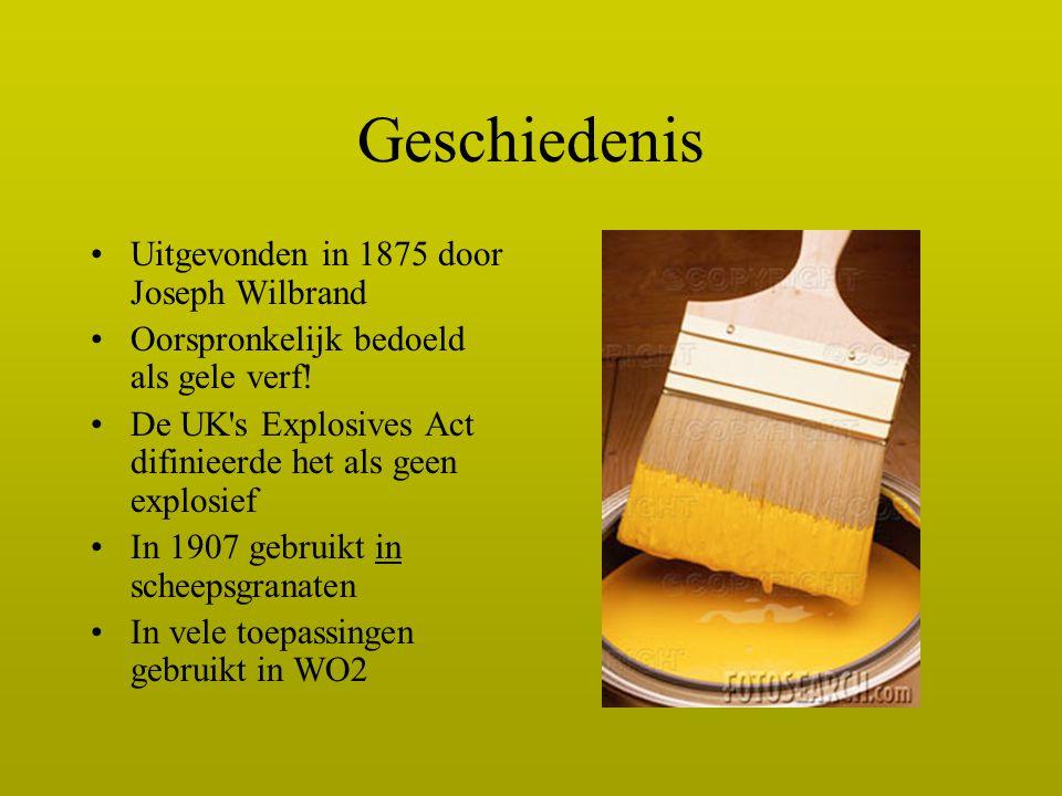 Geschiedenis Uitgevonden in 1875 door Joseph Wilbrand