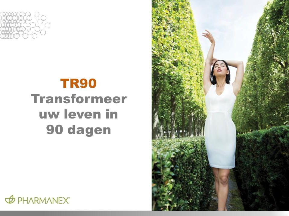 Transformeer uw leven in 90 dagen