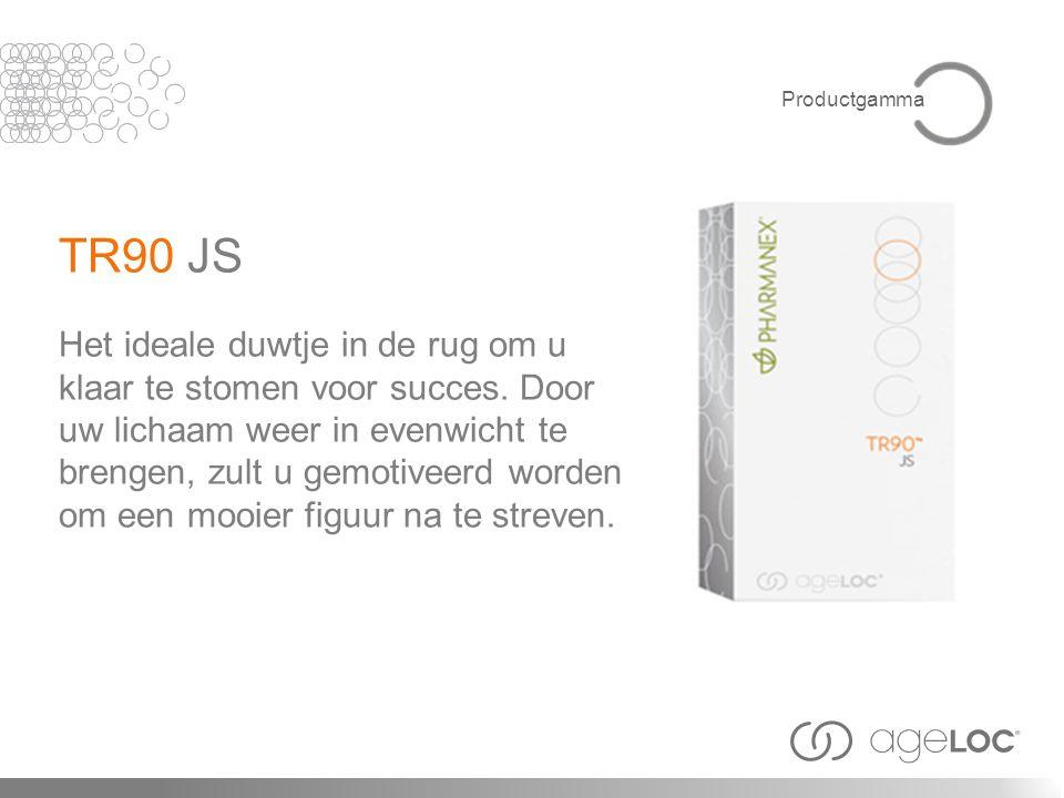 Productgamma TR90 JS.
