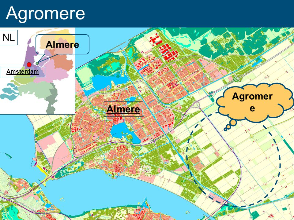 Agromere Almere Amsterdam NL Agromere