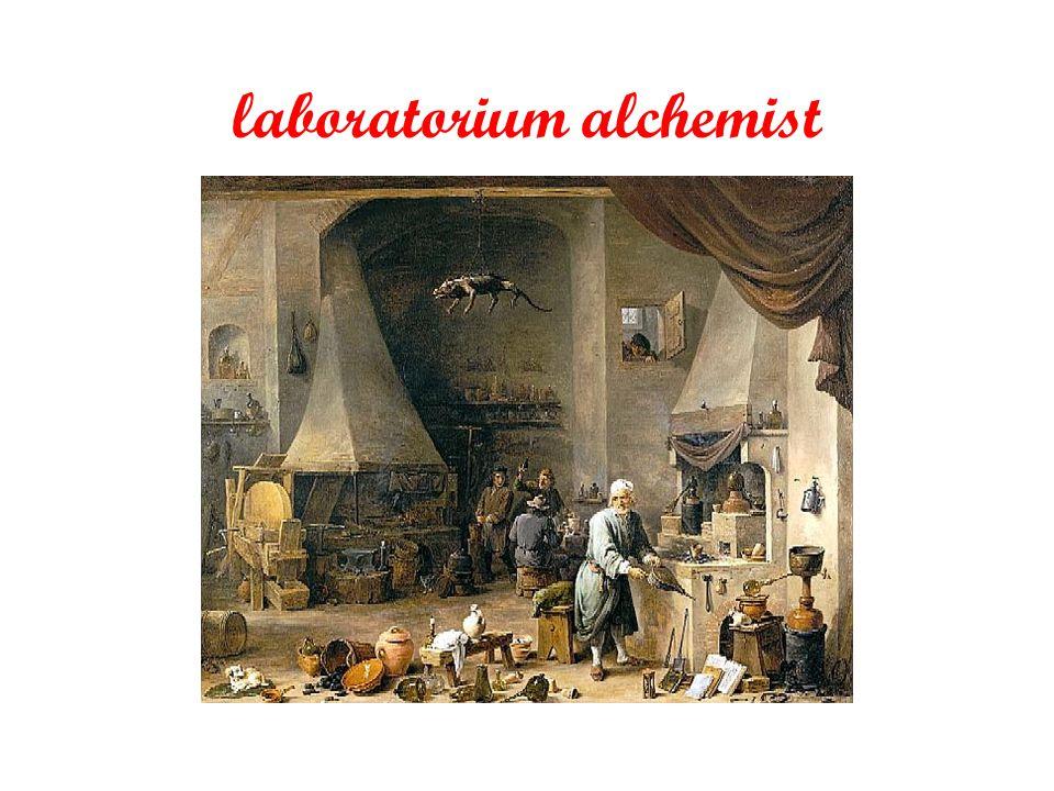 laboratorium alchemist