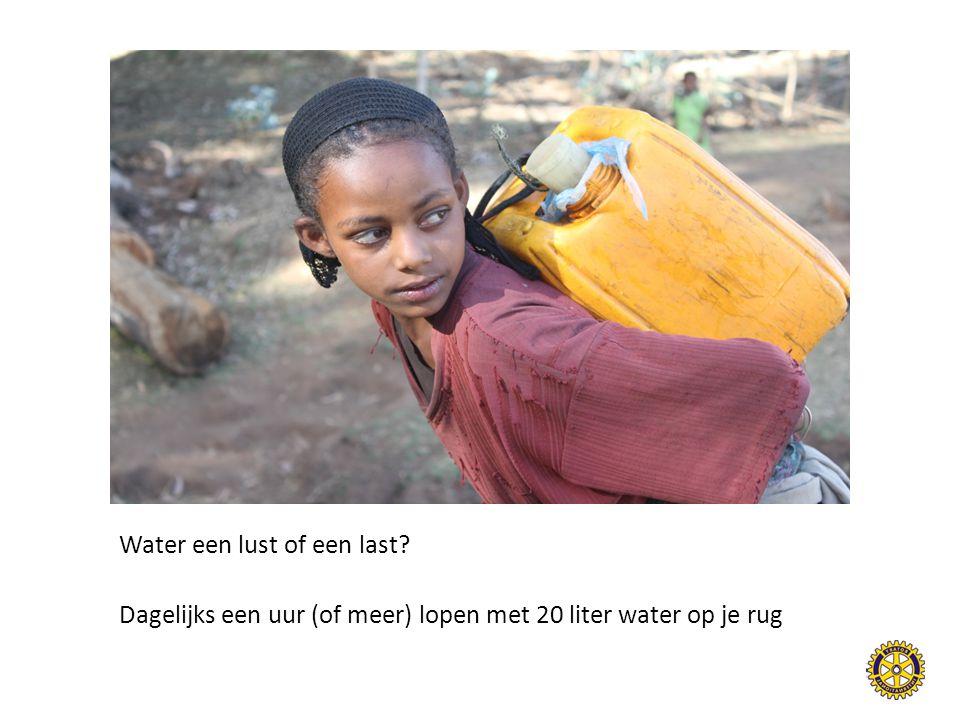 Water een lust of een last