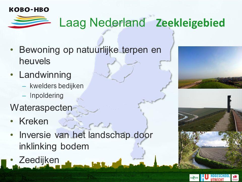 Laag Nederland Zeekleigebied