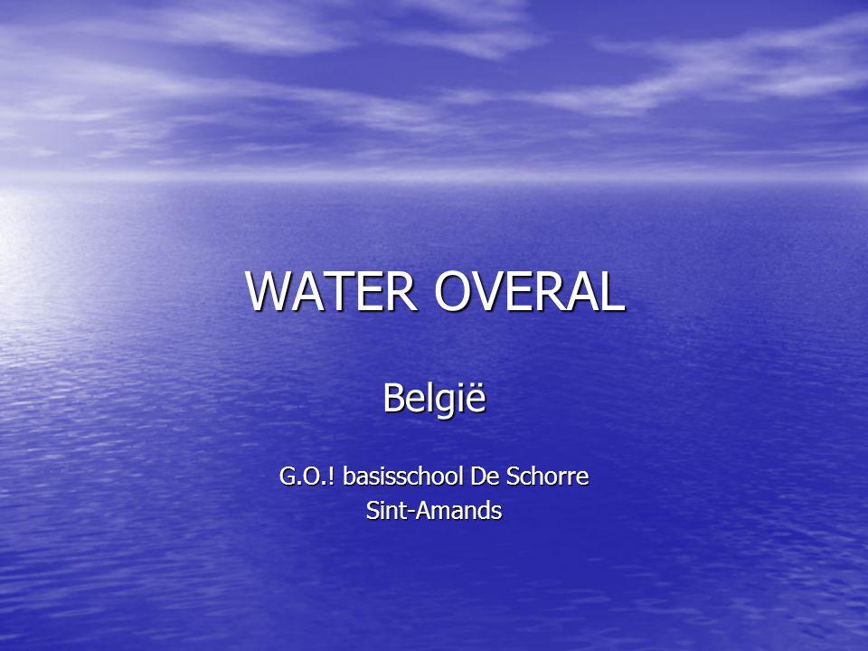 België G.O.! basisschool De Schorre Sint-Amands