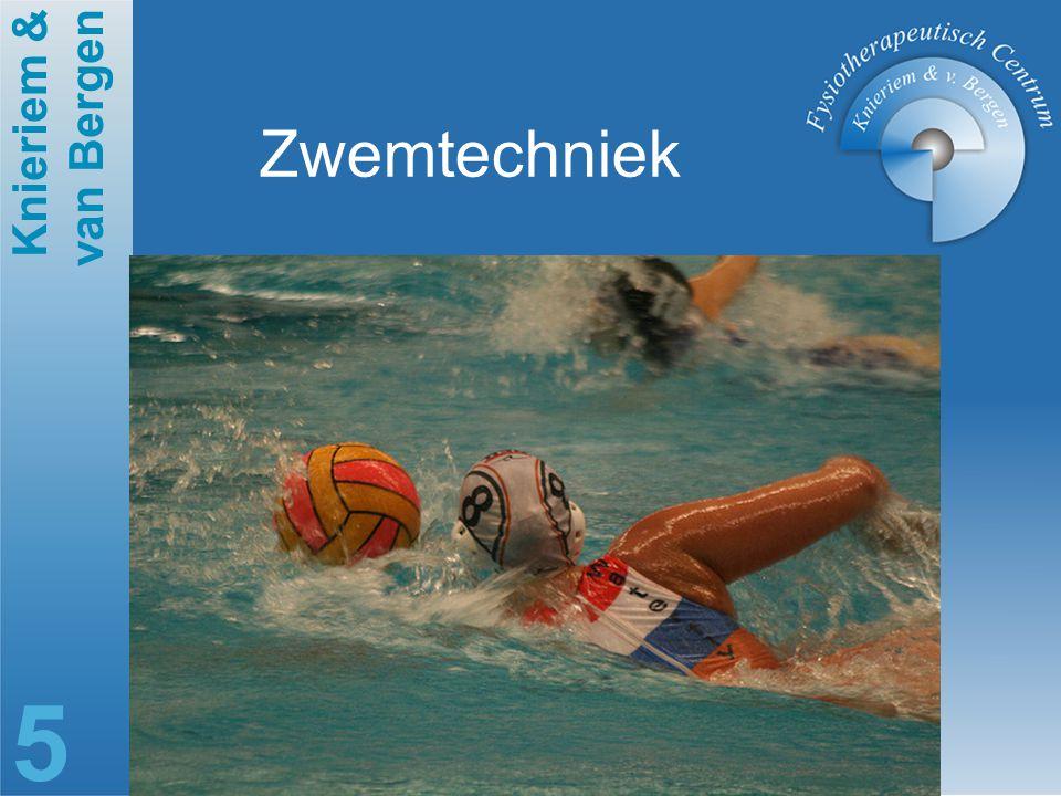 Zwemtechniek