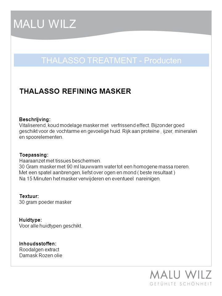 THALASSO REFINING MASKER