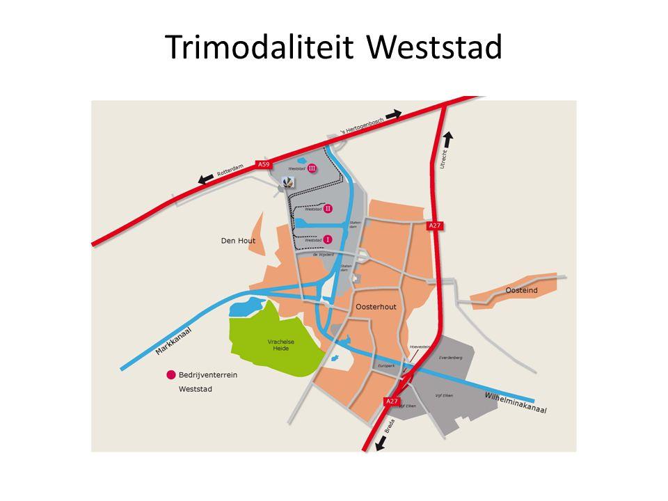 Trimodaliteit Weststad