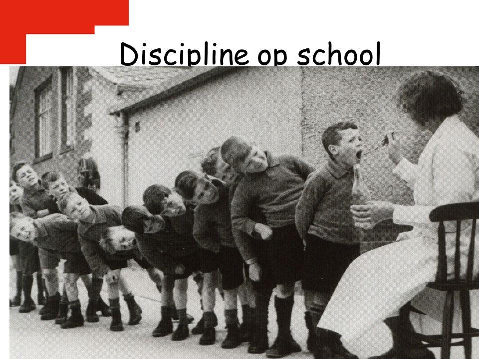 Discipline op school Bert van Velthooven: gedragsproblemen bij kinderen