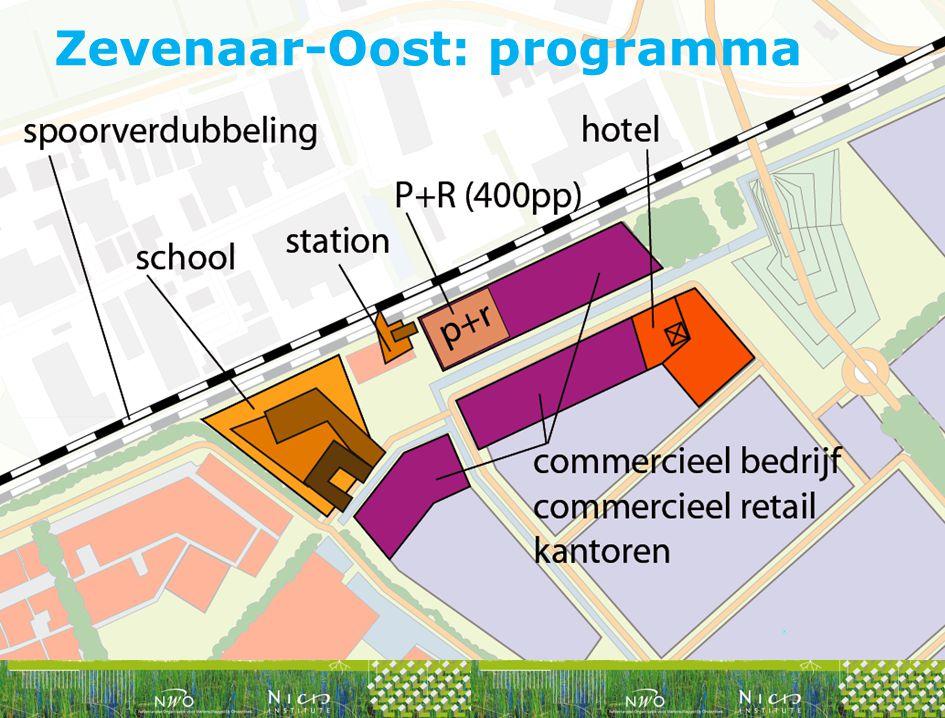 Zevenaar-Oost: programma