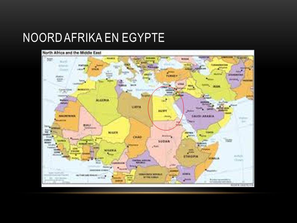 Noord Afrika en egypte