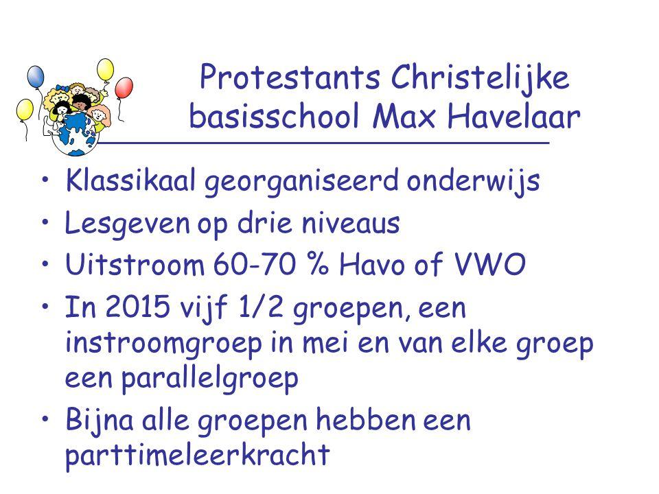 Protestants Christelijke basisschool Max Havelaar