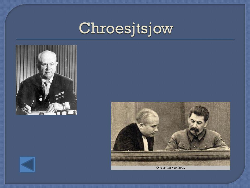Chroesjtsjow