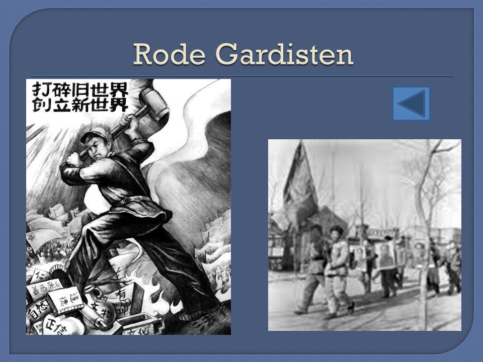 Rode Gardisten