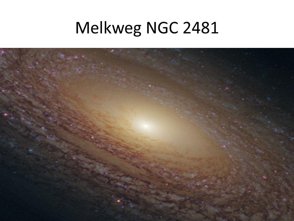 Melkweg NGC 2481