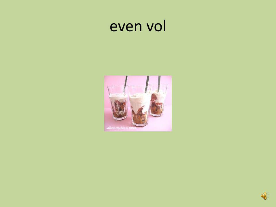 even vol