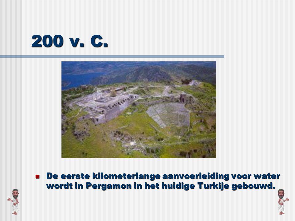 200 v. C.
