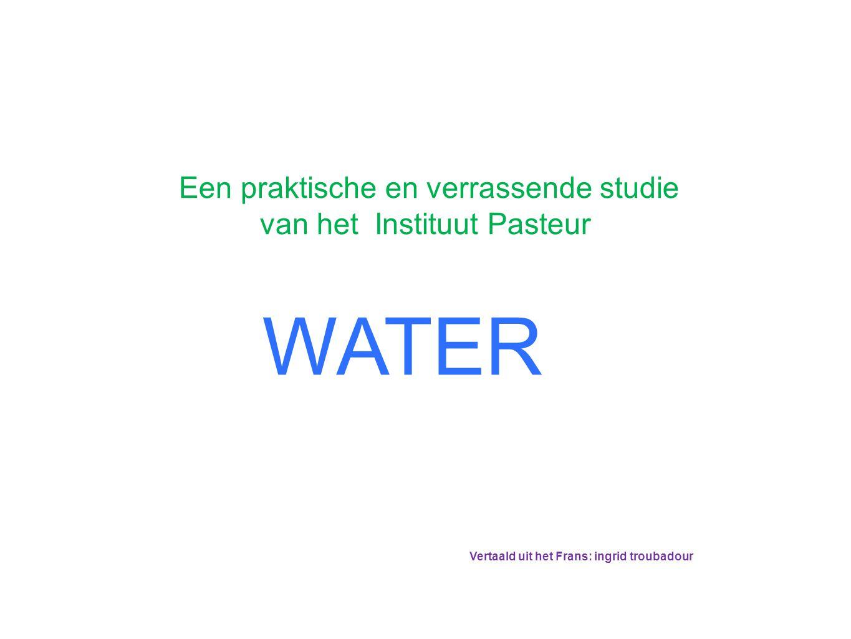 Een praktische en verrassende studie van het Instituut Pasteur