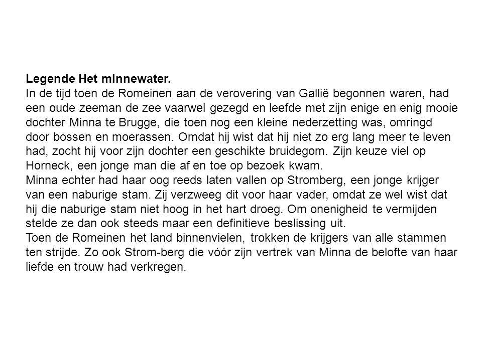 Legende Het minnewater.