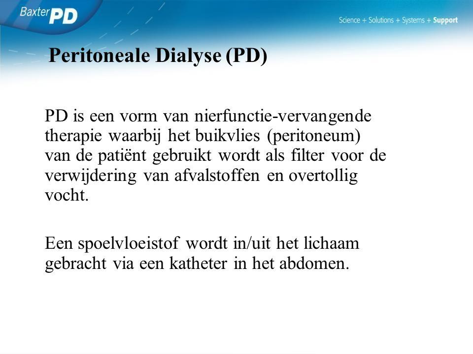 Peritoneale Dialyse (PD)
