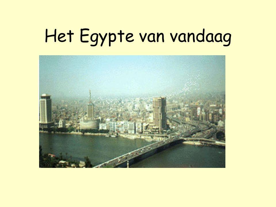 Het Egypte van vandaag