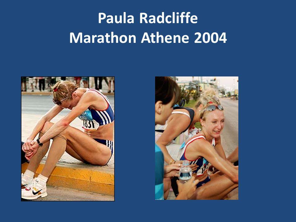 Paula Radcliffe Marathon Athene 2004