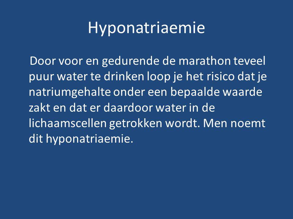 Hyponatriaemie