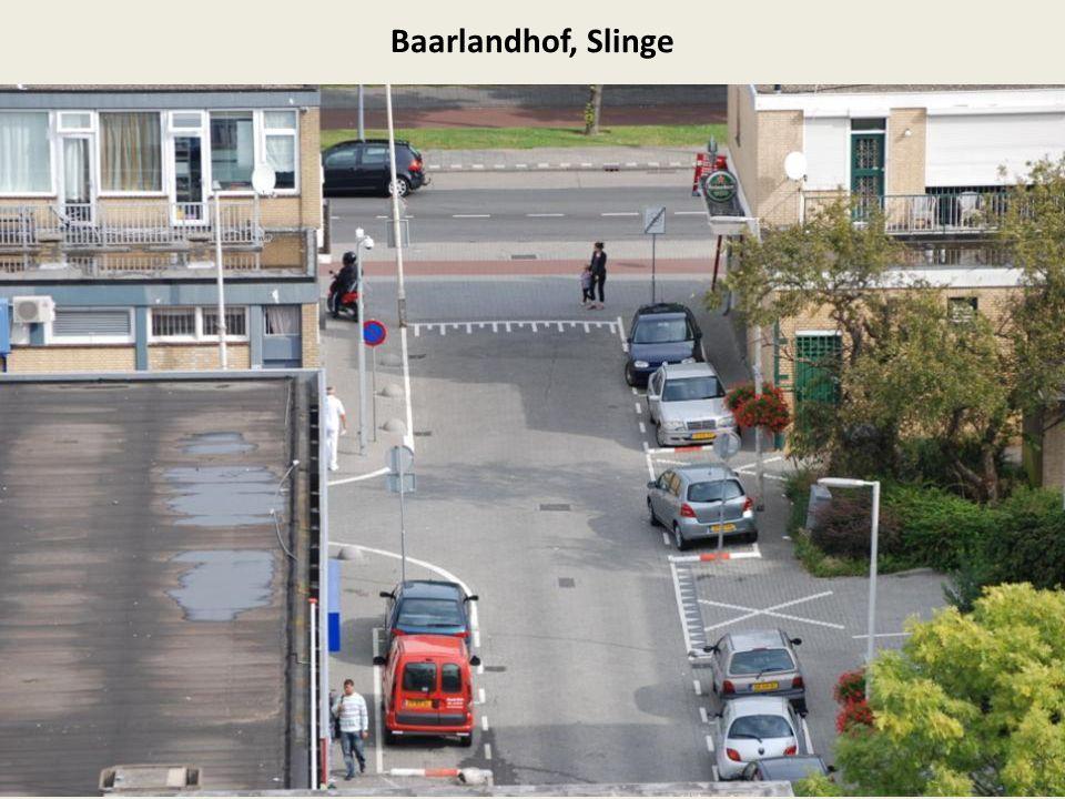 Baarlandhof, Slinge