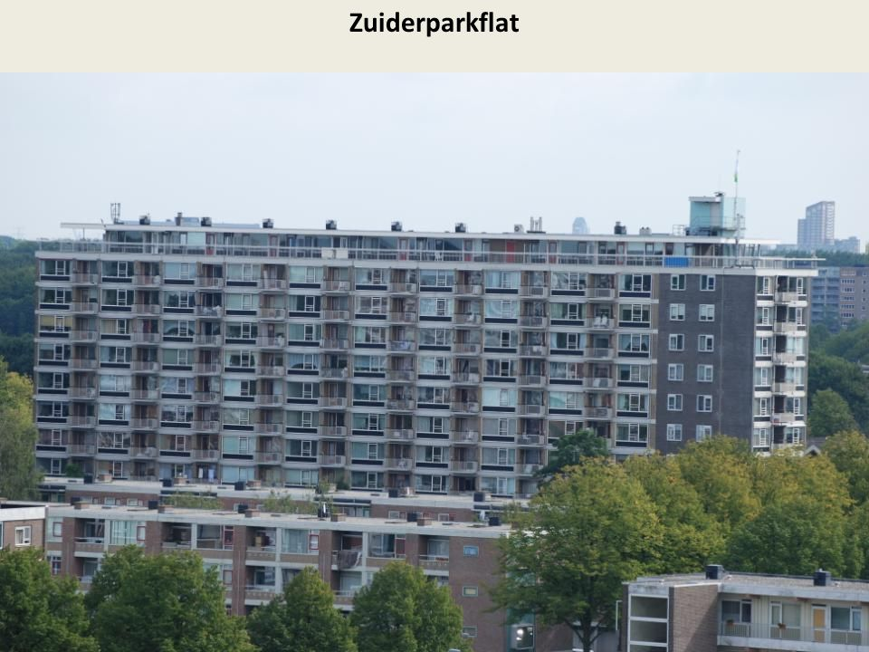Zuiderparkflat