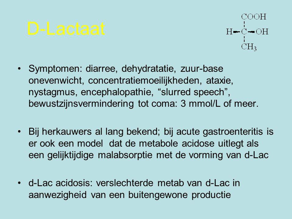 D-Lactaat