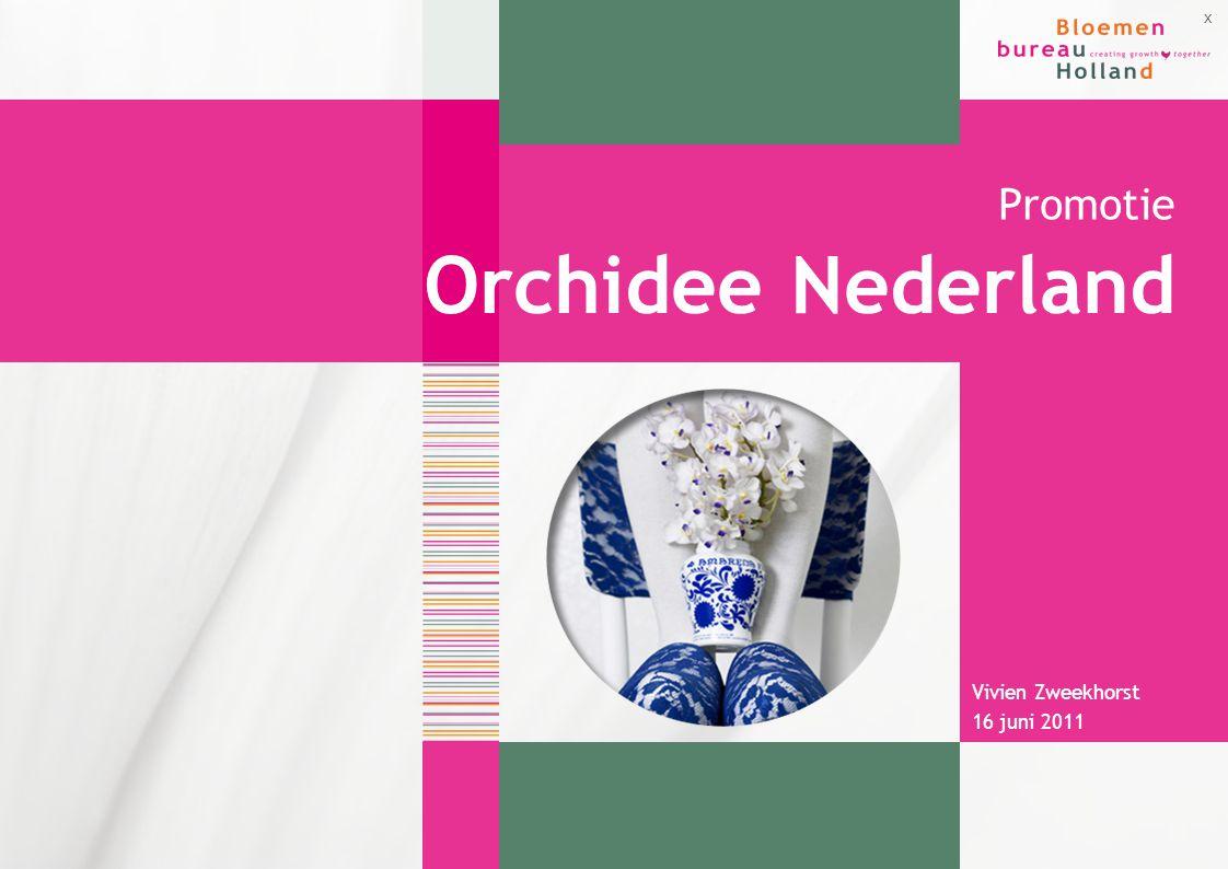 Promotie Orchidee Nederland Vivien Zweekhorst 16 juni 2011