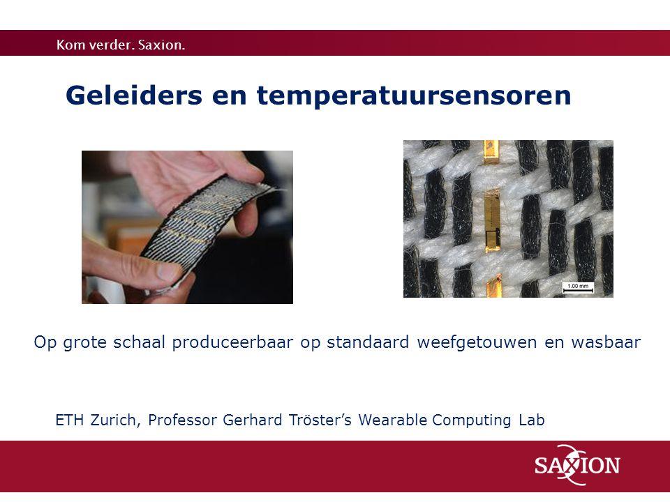 Geleiders en temperatuursensoren