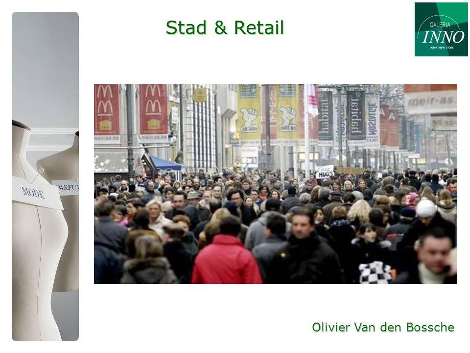Stad & Retail Olivier Van den Bossche