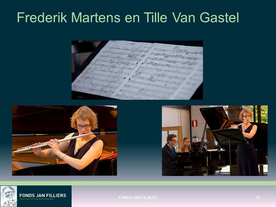 Frederik Martens en Tille Van Gastel