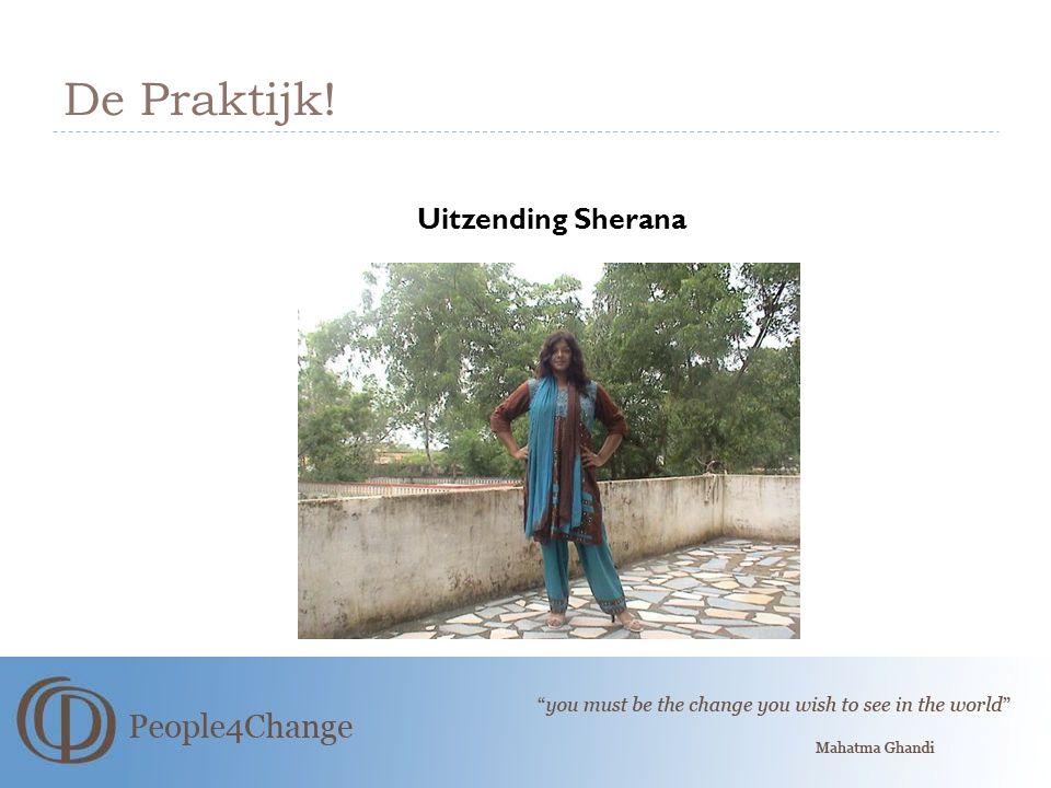 De Praktijk! Uitzending Sherana