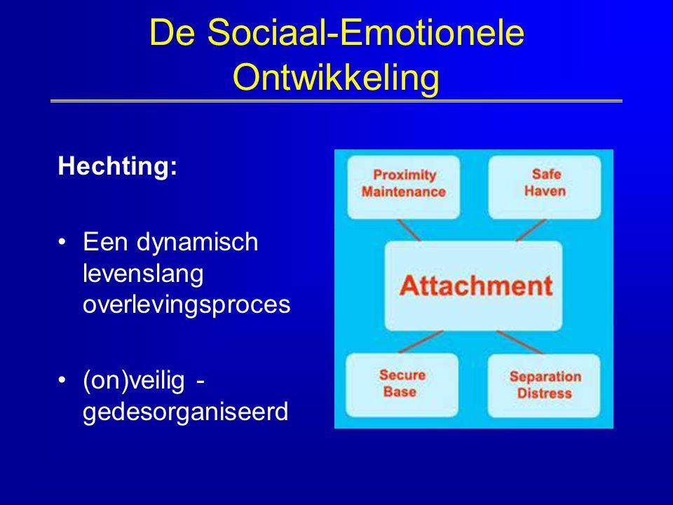 De Sociaal-Emotionele Ontwikkeling