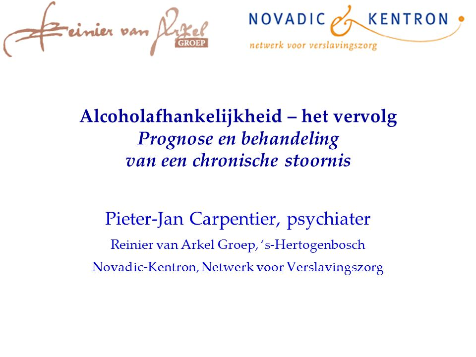 Pieter-Jan Carpentier, psychiater