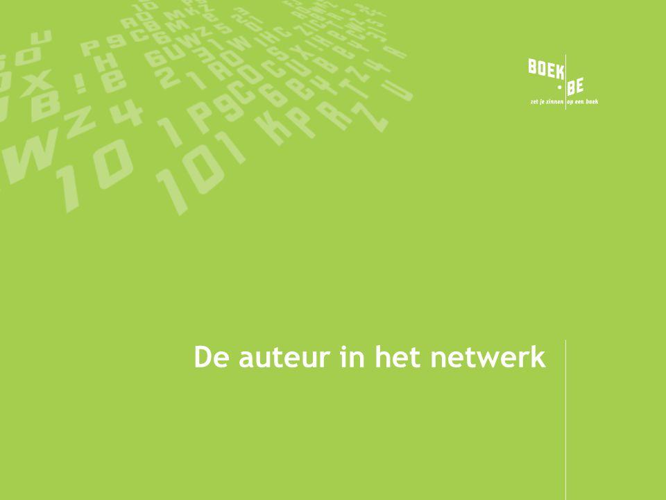 De auteur in het netwerk