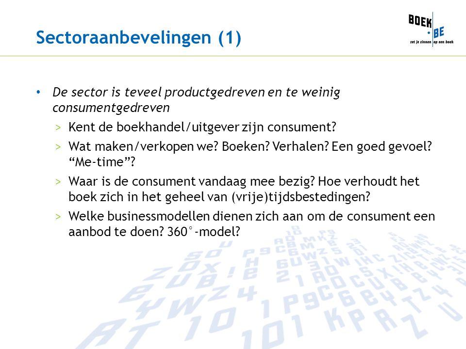 Sectoraanbevelingen (1)