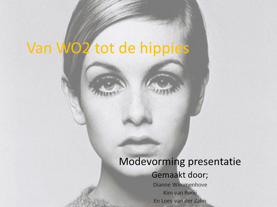 Modevorming presentatie