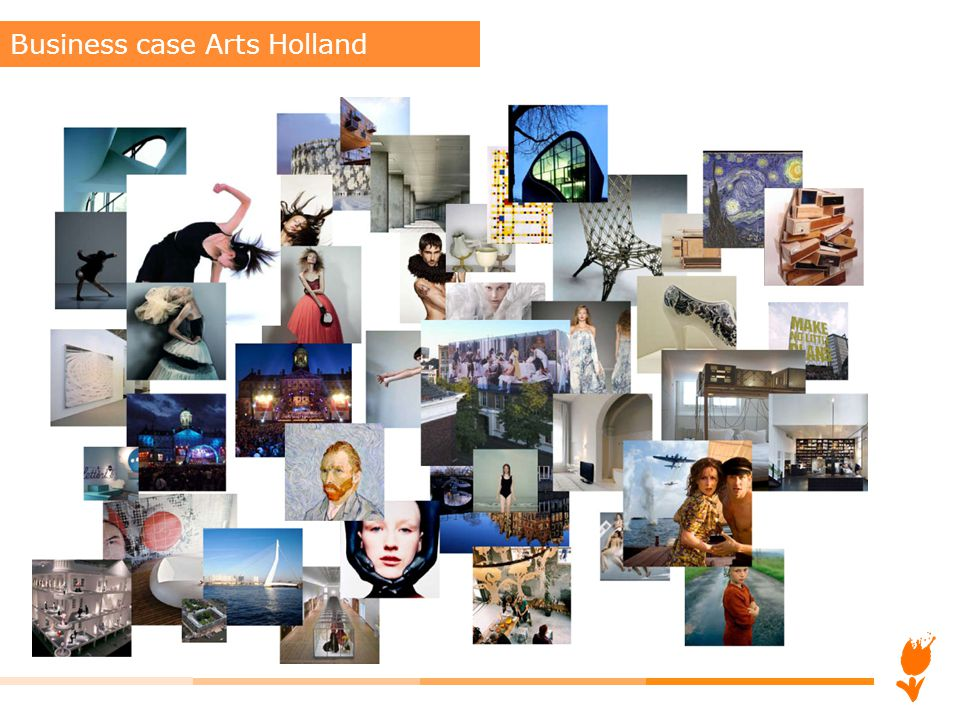 Business case Arts Holland