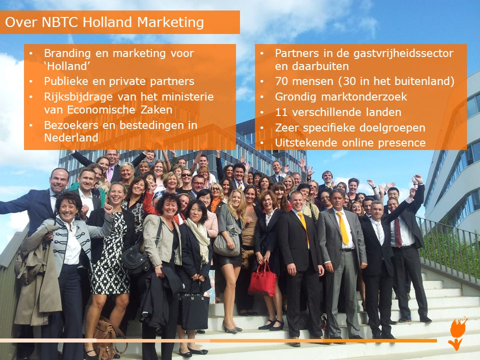 Over NBTC Holland Marketing