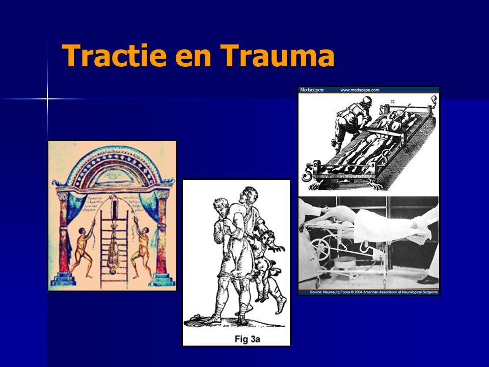 Tractie en Trauma