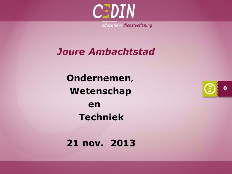 Doelstelling Joure Ambachtstad: 2010- juni 2012 juli 2012 - 2014