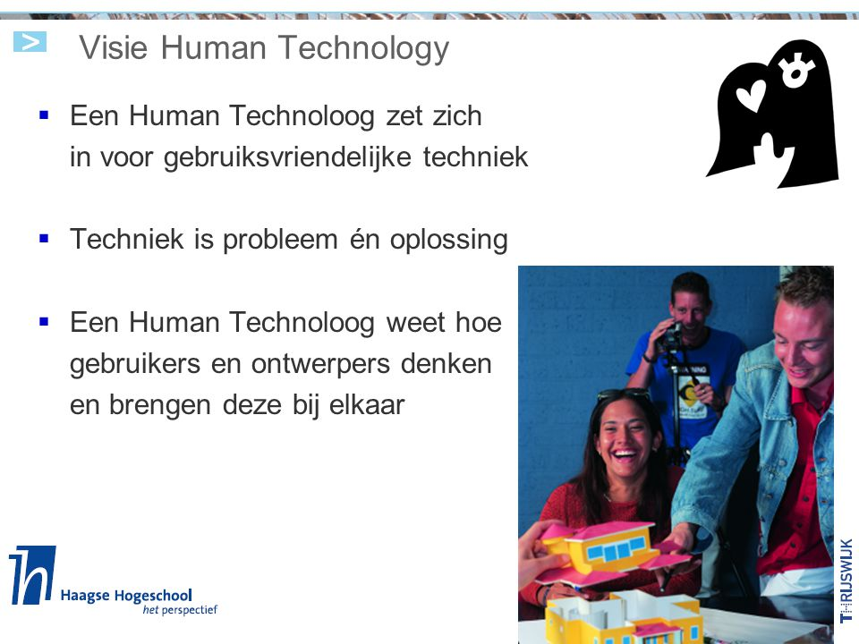 Visie Human Technology