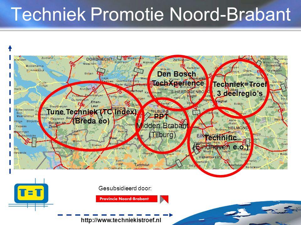 Techniek Promotie Noord-Brabant