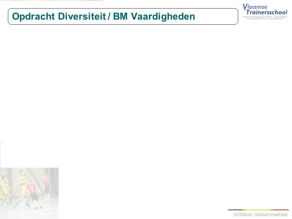 Opdracht Diversiteit / BM Vaardigheden