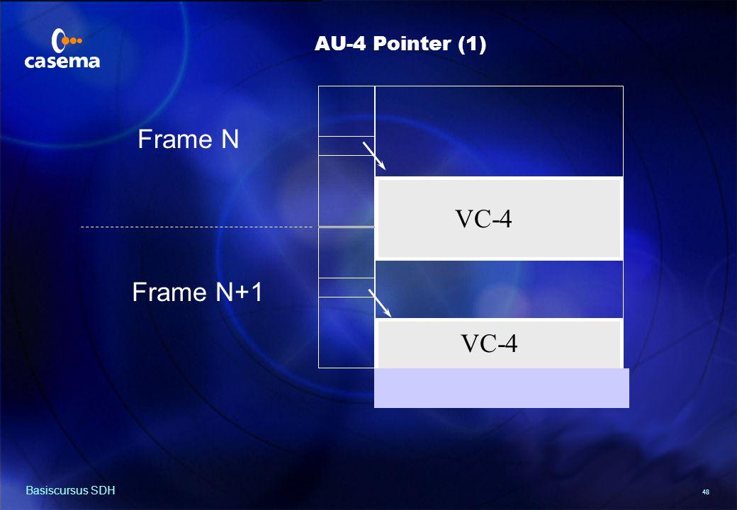 H1/H2 bevat het beginadres VC H3 Justificatie mogelijkheid