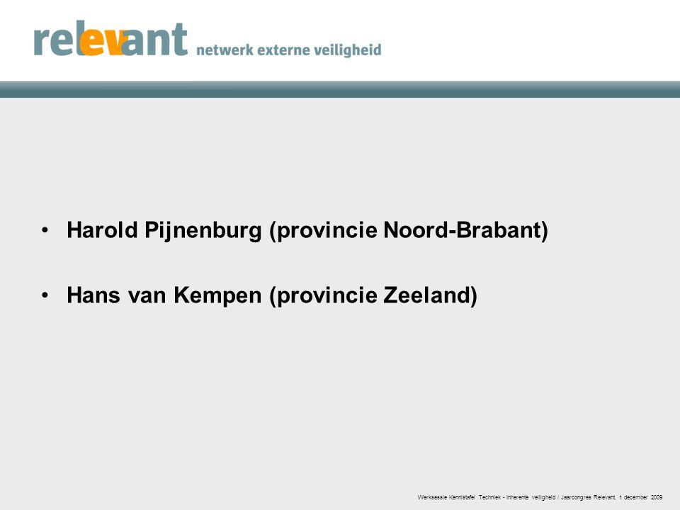 Harold Pijnenburg (provincie Noord-Brabant)